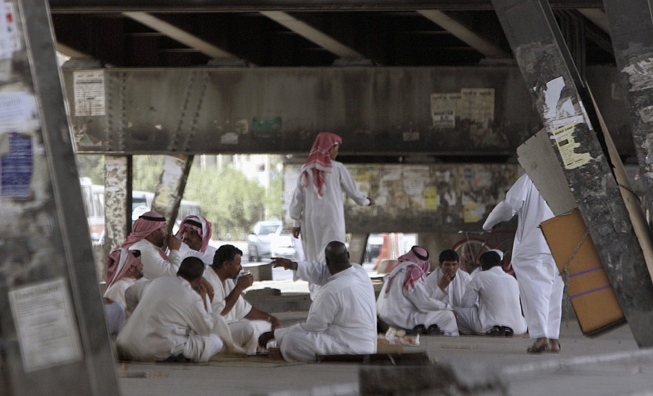 Saudi Arabia migrant workers