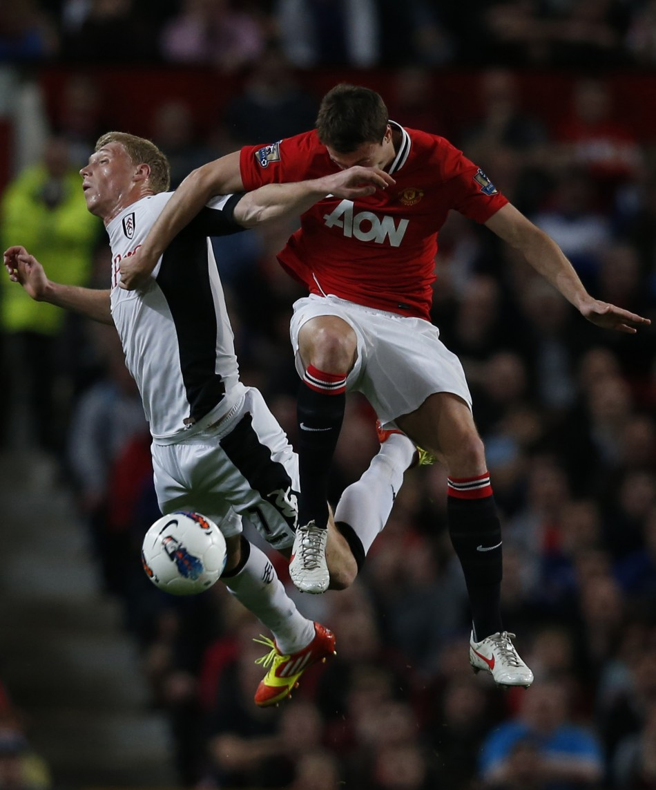 Barclays Premier League: Manchester United Back On Top After 1-0 Win Over Fulham