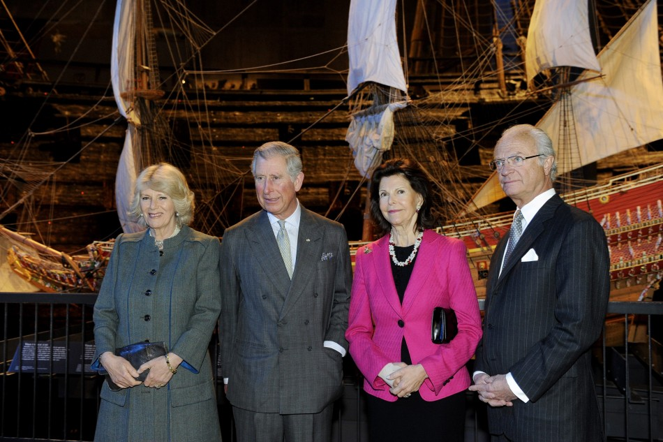 Prince Charles and Camilla's Diamond Jubilee Isle of Man Tour Details Revealed