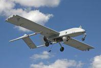 Unarmed U.S. Shadow Drone