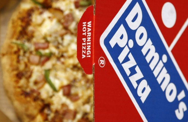 Domino\'s Pizza Logo