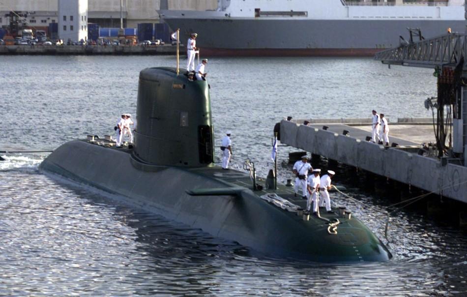 Israeli Submarines