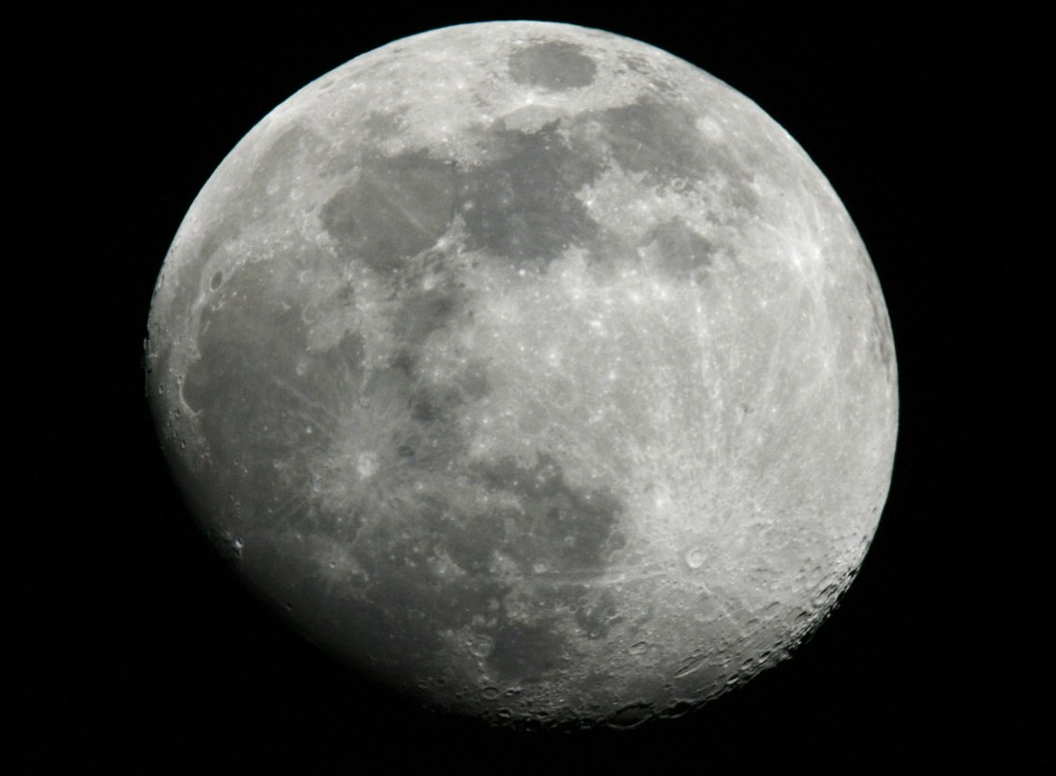 Moon Might Have Originated From Earth.