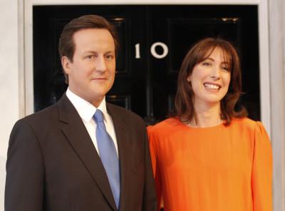 Britains Prime Minister David Cameron