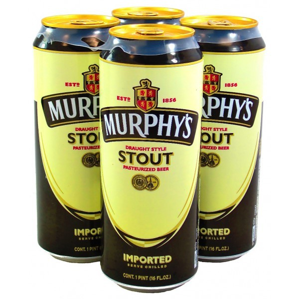 IN - Stout, four cans