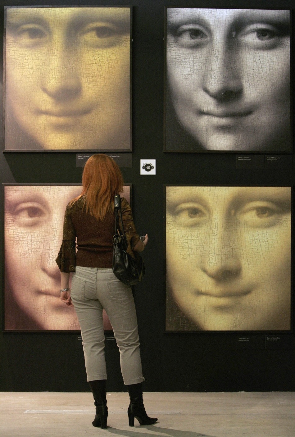 The Many Faces of the Mona Lisa in Pictures
