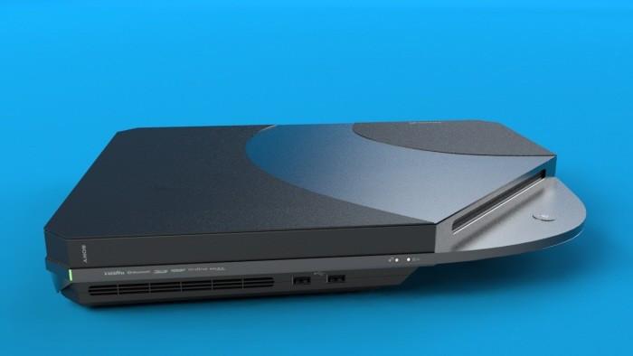 PS 4 Concept
