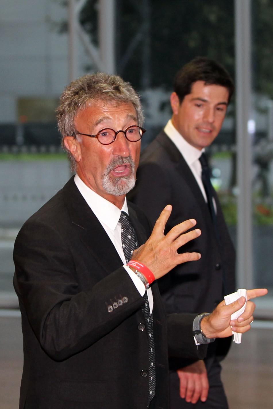 Former Formula 1 boss Eddie Jordan