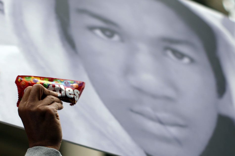 Trayvon Martin was carrying bag of Skittles when he was shot dead