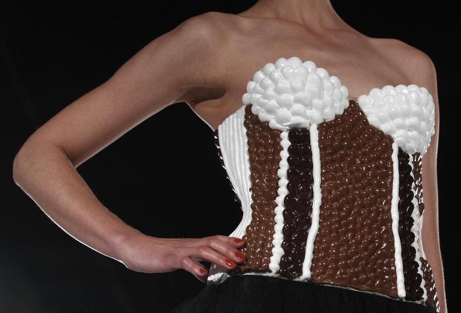 Zurich Salon du Chocolat Chocolate Show