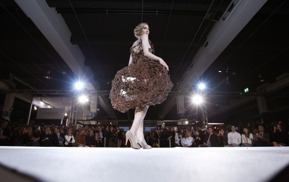 Chocolate Couture: Zurich Hosts Salon du Chocolat for the First Time