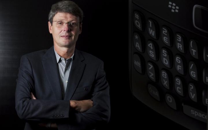 Thorsten Heins, RIM CEO