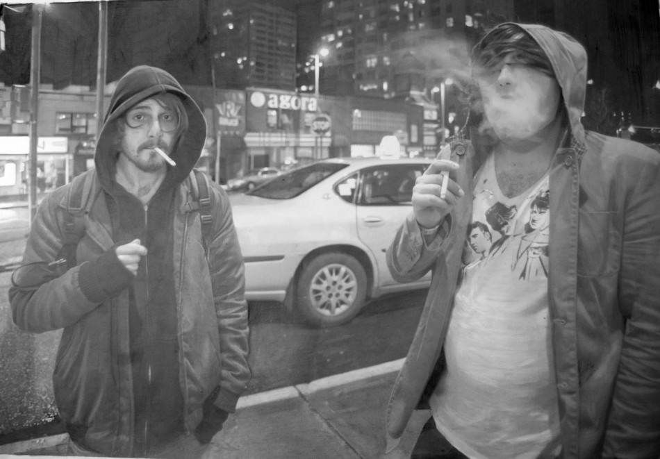Paul Cadden: Drawing From Detriot