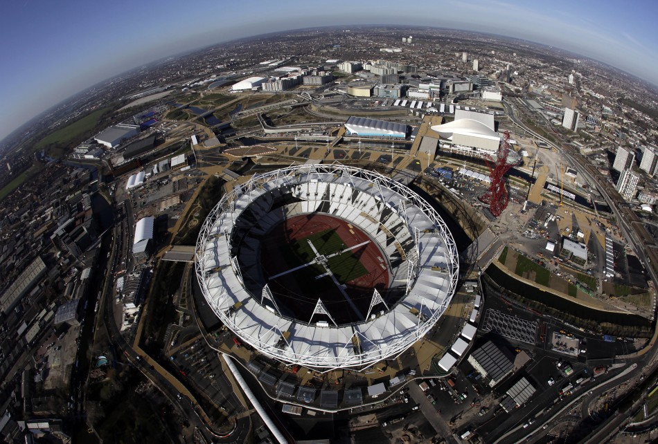 Balfour Beatty Wins £154m Deal to Transform London's Olympic Stadium into West Ham Football Club Home (Photo: Reuters)