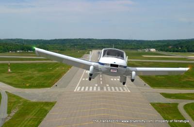 4. Terrafugias Transition Flying Car