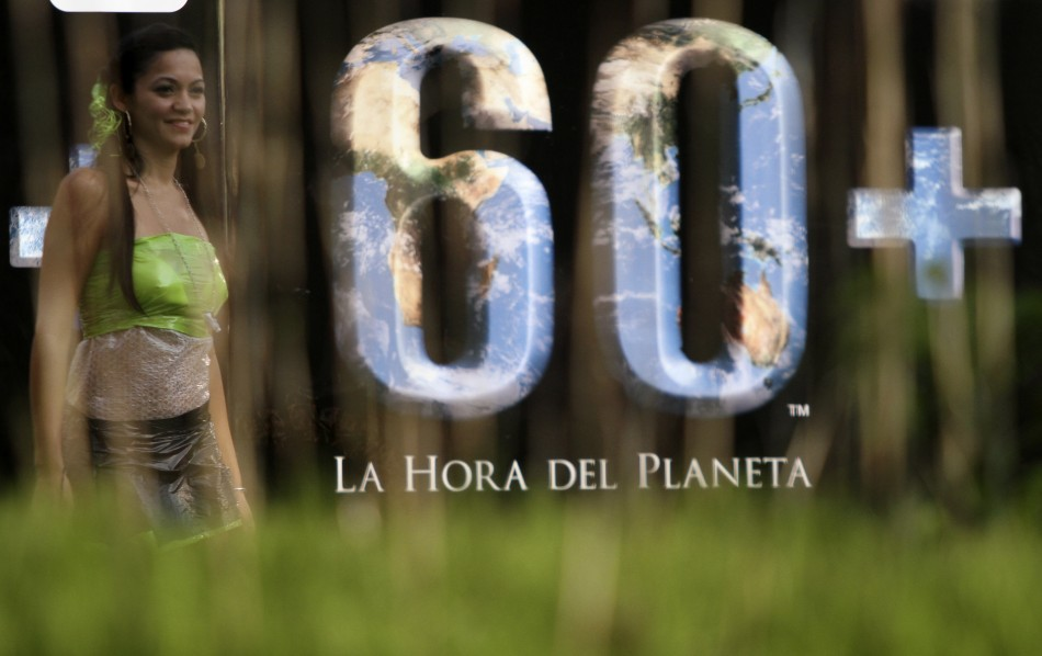 Celebrities Come Together for Observing 2012 Earth Hour