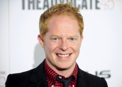Actor Jesse Tyler Ferguson arrives at quotThe Advocate 45thquot celebrating the magazines 45 years of publication in Beverly Hills