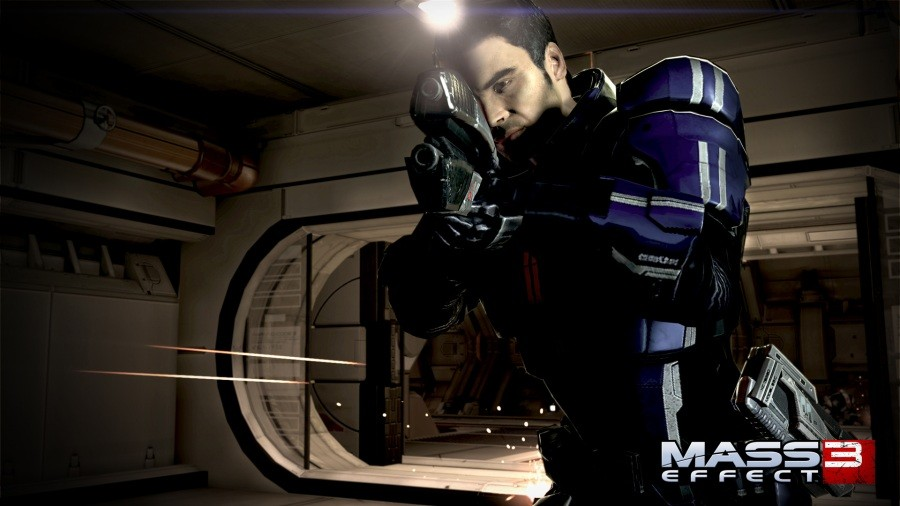 'Mass Effect 3' Ending: BioWare Drops Twitter Hint, Was There More To The Blue Choice? [VIDEO]