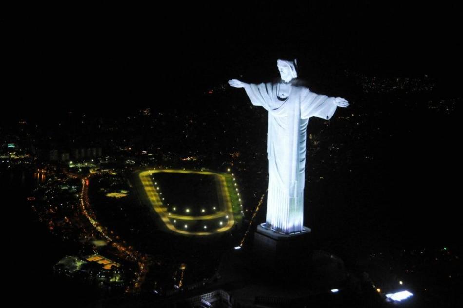 Christ The Redeemer Rio De Janeiro, Brazil