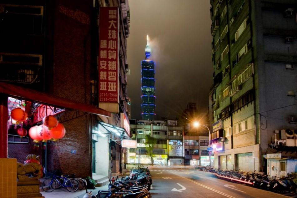 Taipei 101, Taiwan