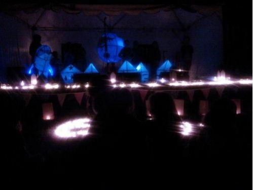 Earth Hour 2012 New Zealand