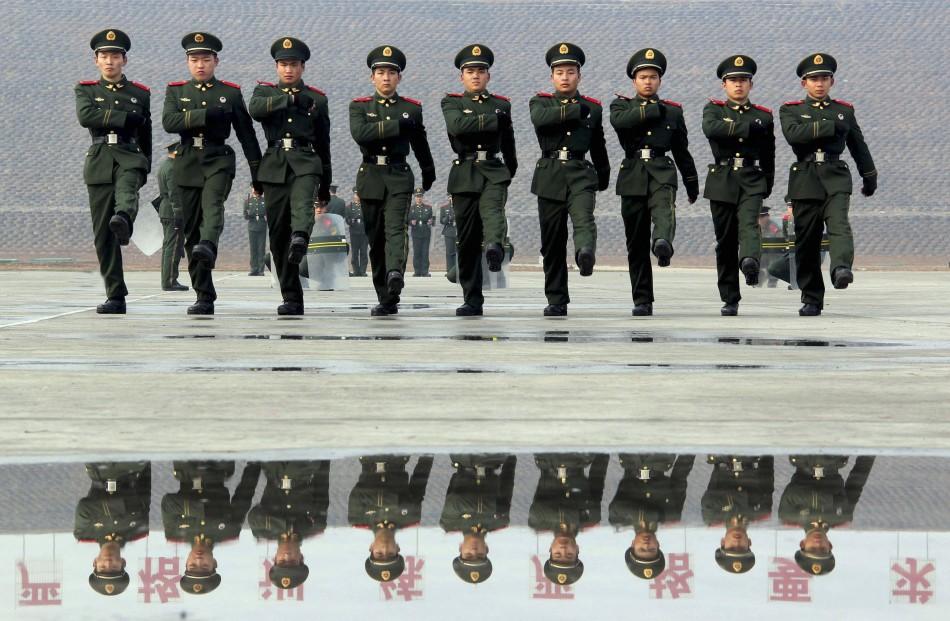 China Human Rights Abuse