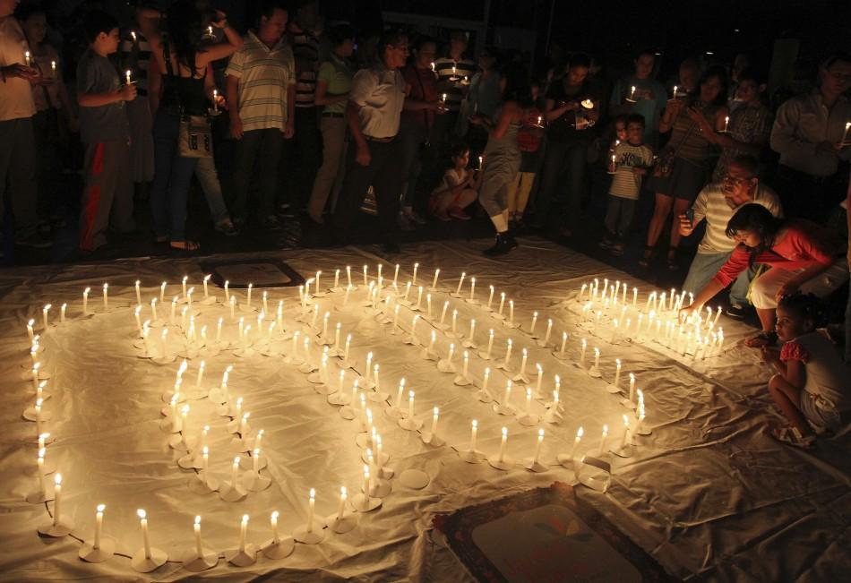 Earth Hour - Cali