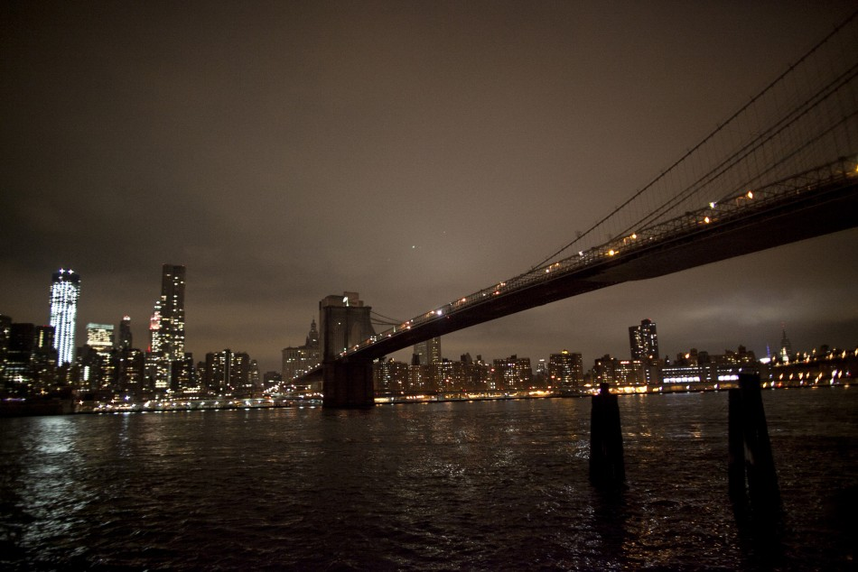 Earth Hour - New York