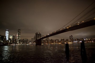 Earth Hour - New York