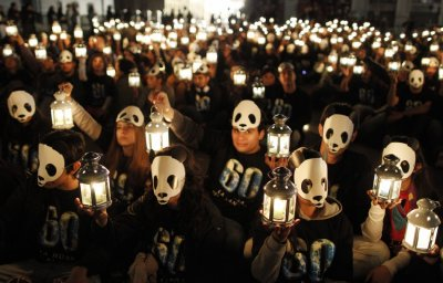 Earth Hour- Chile