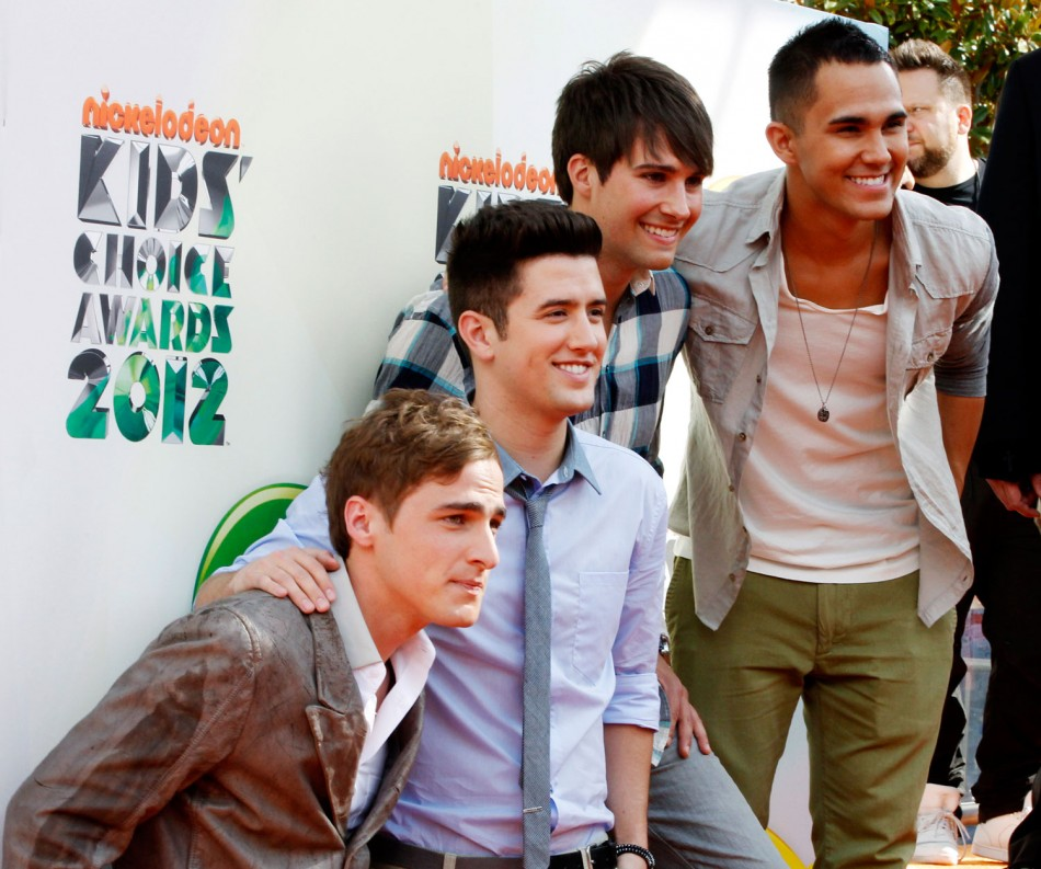 25th Annual Kids Choice Awards Winners and Celebs at the Event