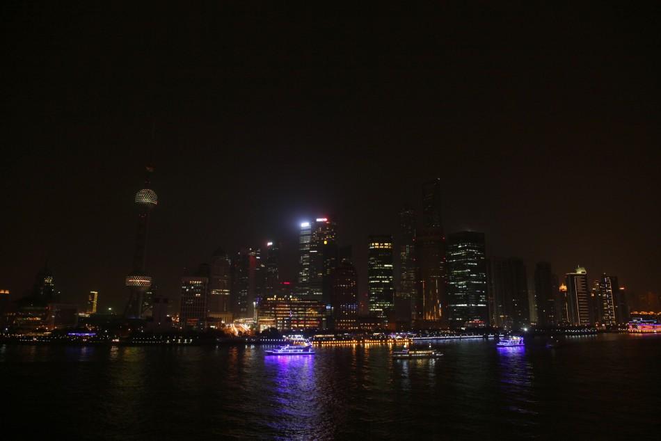Earth Hour - Shanghai