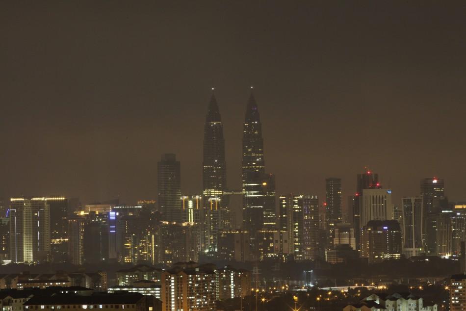 Earth Hour - Kuala Lumpur
