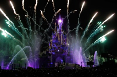 20th Paris Disneyland Resort Anniversary Celebrations