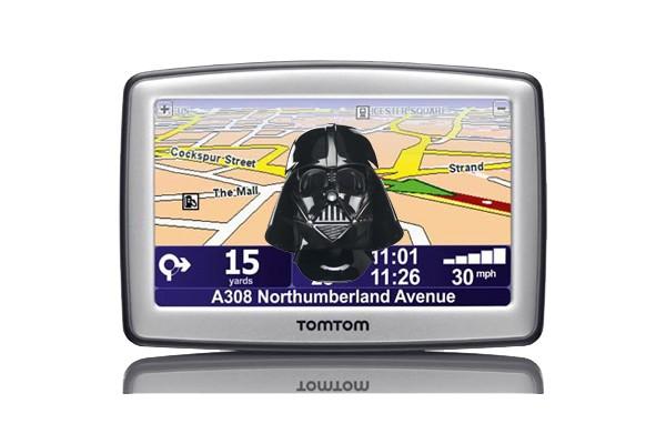 Darth Vader TomTom