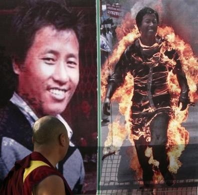 Tibetan self-immolation