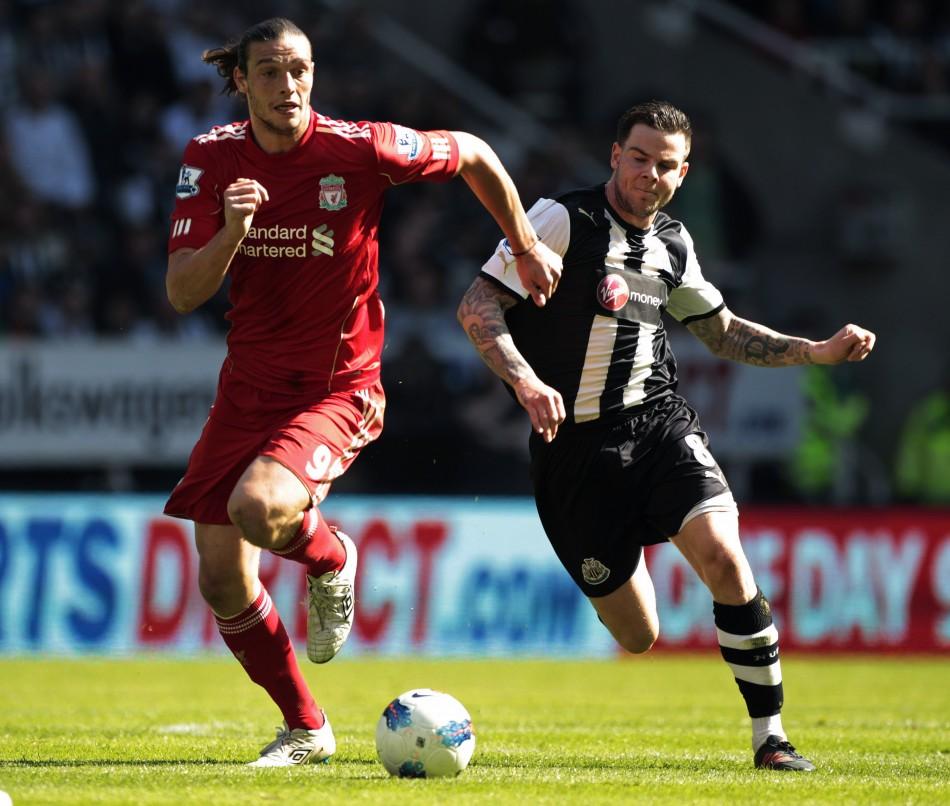 Newcastle vs Liverpool
