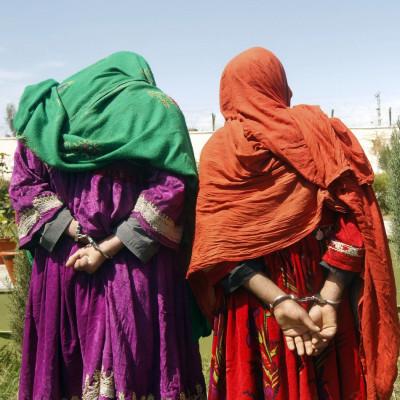 Taliban Transvestites
