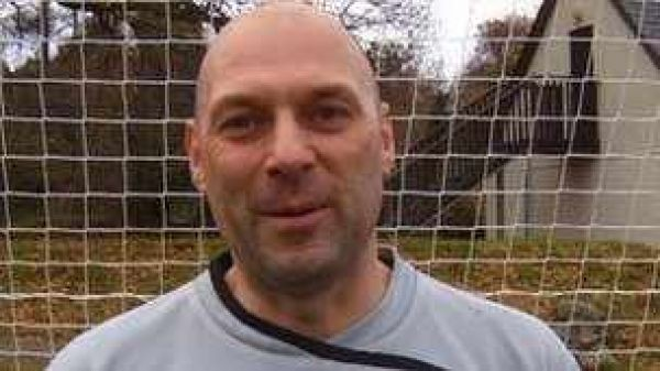 Chris Ralph, 47, played for Chagford in the South Devon Football League