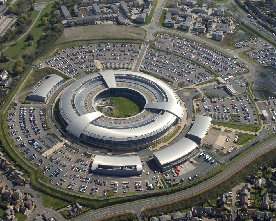 The Government Communication Headquarters (GCHQ) in Cheltenham (Reuters)