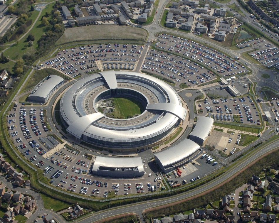 The Government Communication Headquarters (GCHQ) in Cheltenham (Reuters)