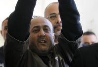 Palestinian leader Marwan Barghuti is being punished by Israeli prison authorities after appealing for 'peaceful resistance'