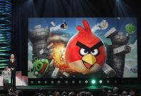 Angry Birds coming