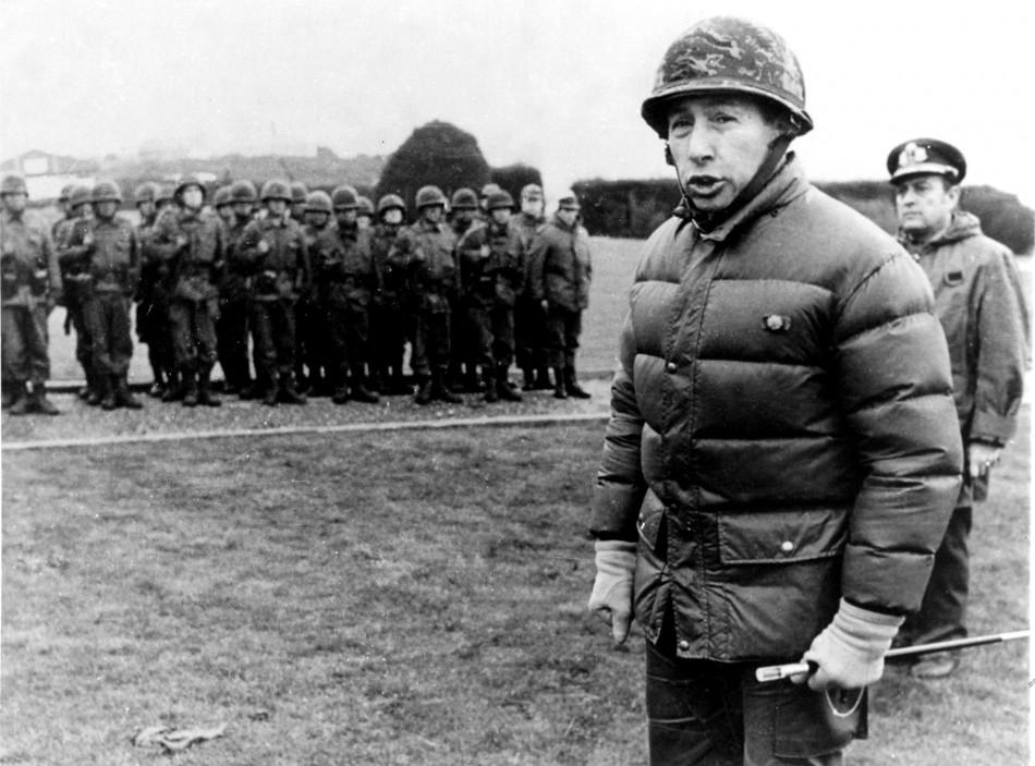 Argentine Army General Mario Benjamin Menendez