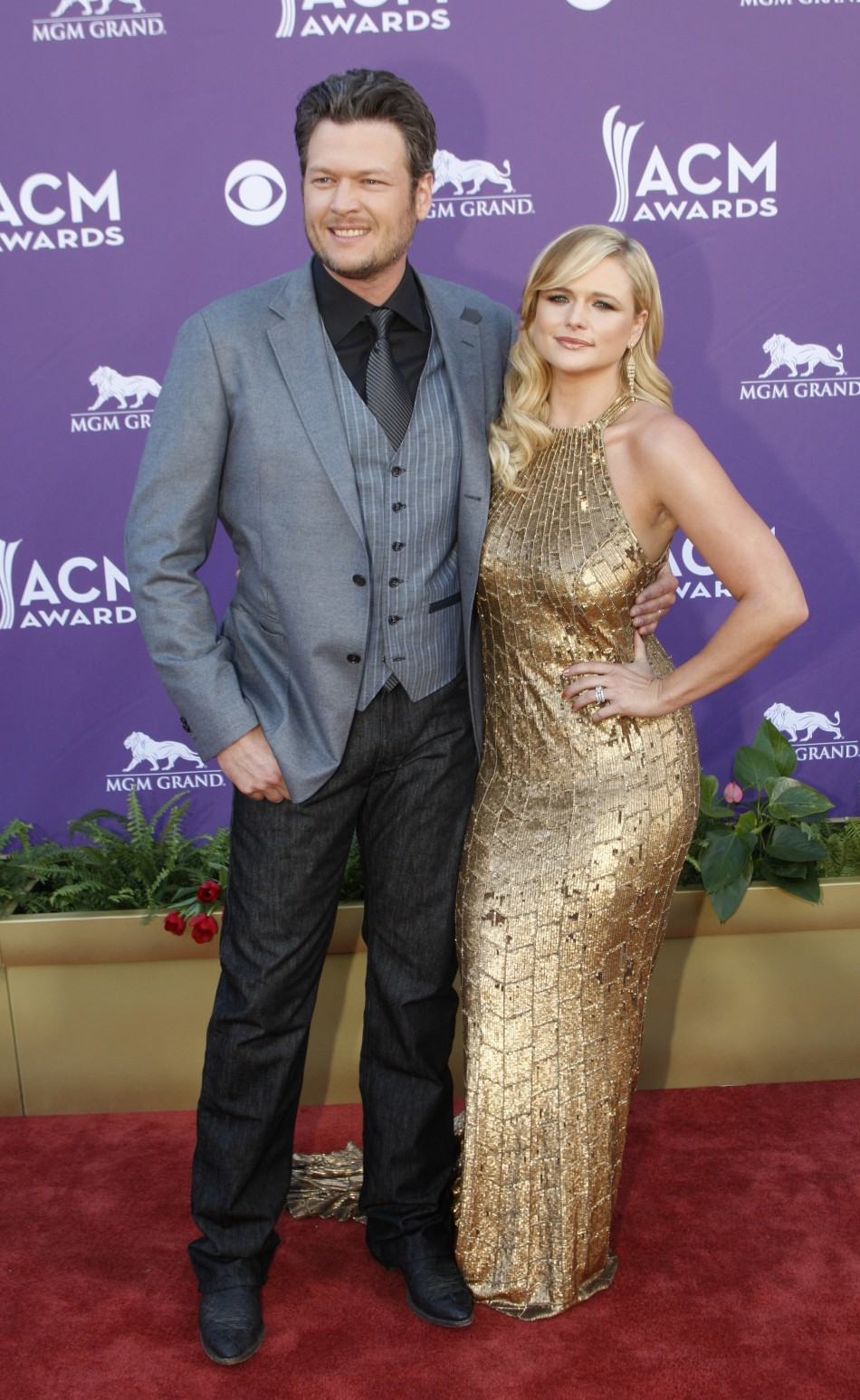 ACM Awards 2012