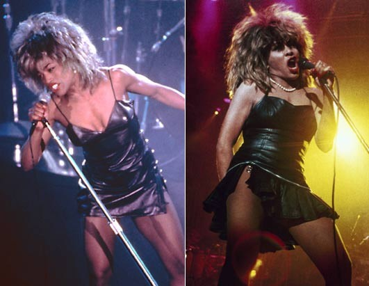 Angela Bassett as Tina Turner