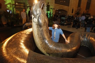 Monstrous 48 Foot Snake Related to Boa Constrictors Brought Back to Life