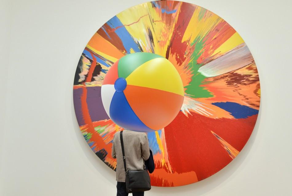 Damien Hirsts Tate Modern Retrospective
