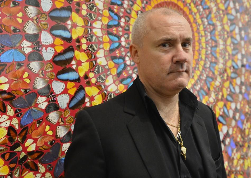 Damien Hirst's Tate Modern Retrospective