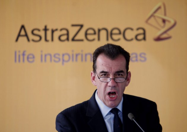 AstraZeneca Partners With Amgen